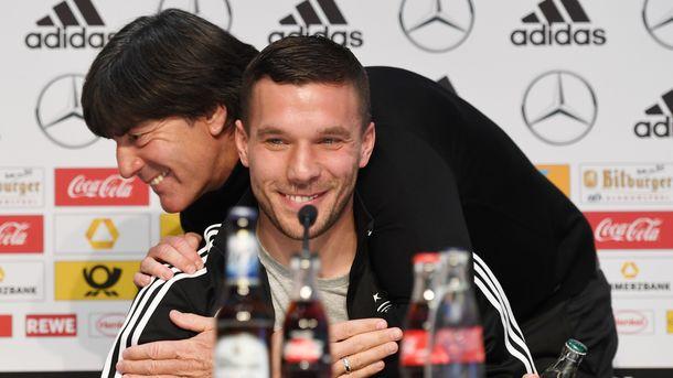 Гол Подольски принес Германии победу над Англией