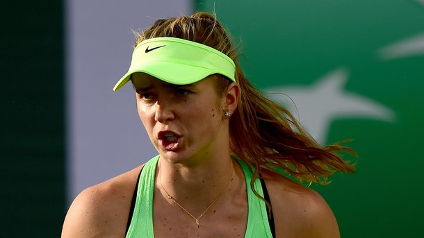 Элина Свитолина проиграла впервомже матче вМайами