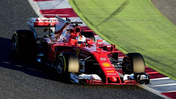 Гонщик «Формулы-1» Хэмилтон стал лучшим во 2-ой практике Гран-при Австралии