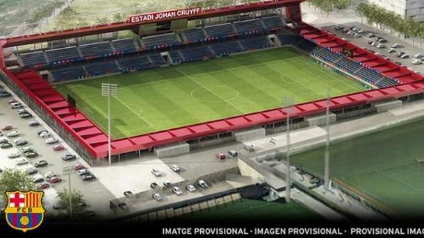 «Барселона» назовёт стадион именем Кройфа