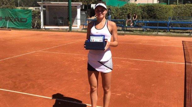 Катарина Завацкая— молодая украинка выиграла престижный