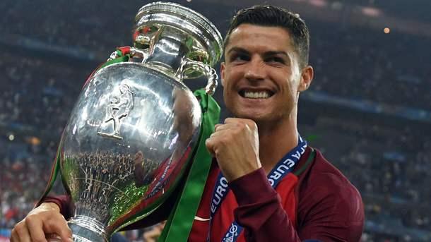 Криштиану Роналду стал самым высокооплачиваемым футболистом мира в сегодняшнем сезоне