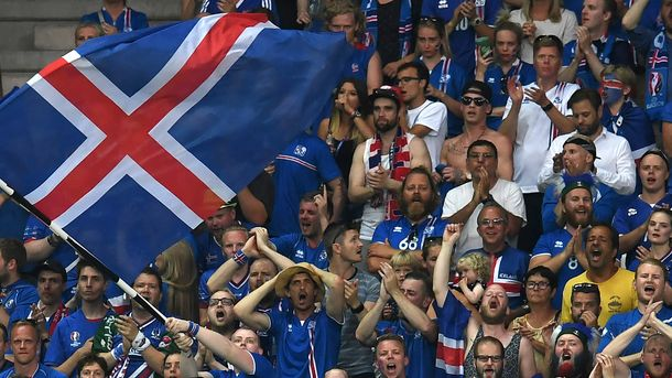 Успехи исландских футболистов наЧемпионата Европы-2016 стали предпосылкой всплеска рождаемости