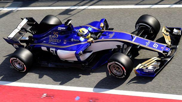 Formula 1: Антони Джовинацци заменит Верляйна наГран-при Китая