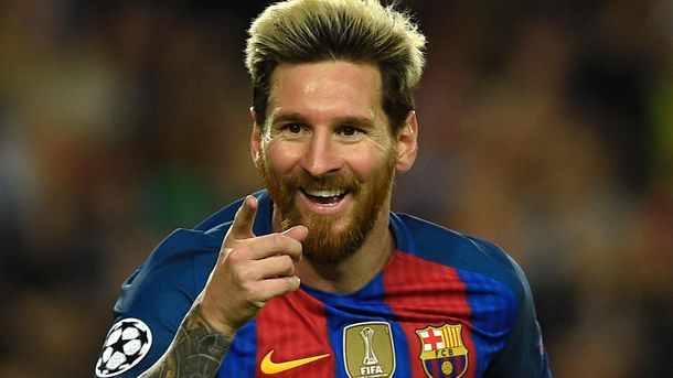 Месси продлит контракт с«Барселоной» вмае
