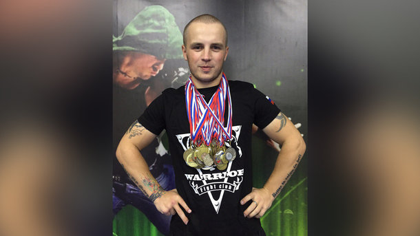 Чемпион РФ порукопашному бою умер втеракте вПетербурге