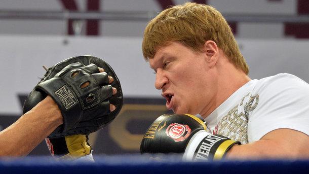 Боксёр Поветкин вернётся наринг 1июля в российской столице