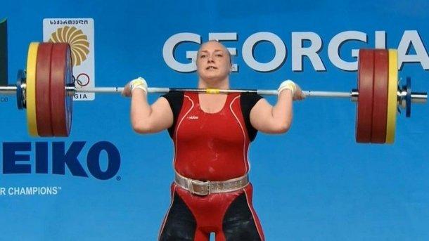 Сборная РФ выиграла общекомандный зачет наЧЕ потяжелой атлетике
