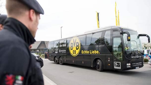 Милиция подтвердила данные о 3-х взрывных устройствах, сработавших уавтобуса «Боруссии»