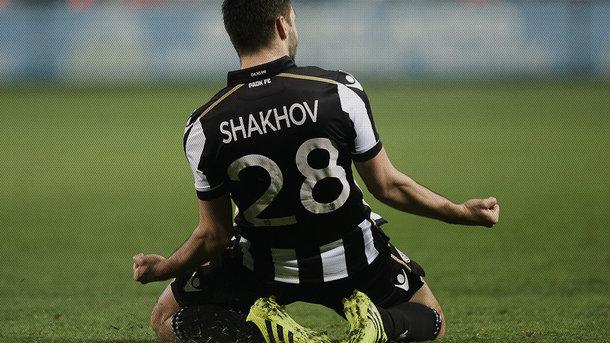 Украинца признали лучшим игроком греческого клуба