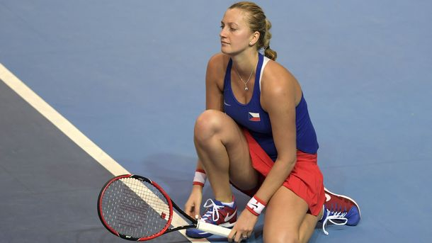 Теннисистка Петра Квитова заявилась на 1-ый турнир после ранения