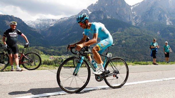 Велогонщика «Астаны» Микеле Скарпони насмерть сбили натренировке