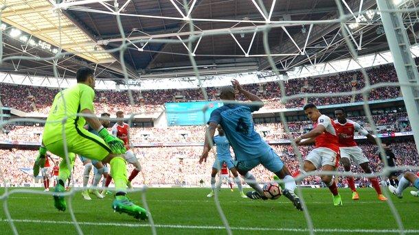 «Арсенал» вышел вфинал Кубка Британии