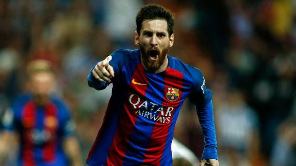 Рекордный гол Месси принес «Барселоне» победу над «Реалом»