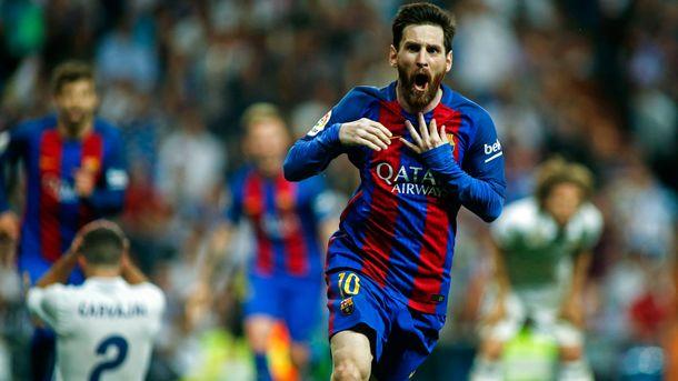 Месси провел 500-й гол за«Барселону»