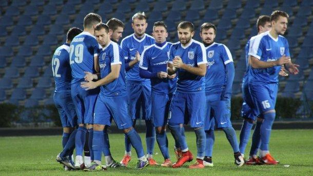 Николаев— Динамо: онлайн видеотрансляция матча