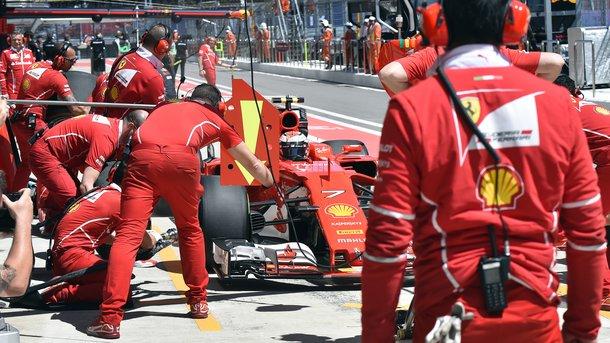 ВСочи Гран-при Российской Федерации «Формулы-1» начнется савтограф-сессии гонщиков