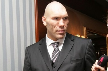 Николай валуев теперь депутат фото