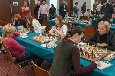 Шахматы. Сборная Украины досрочно выиграла чемпионат Европы