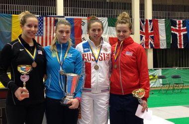 Ольга Харлан выиграла третий подряд этап Кубка мира