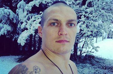 Усик сразится 26 апреля с немецким боксером