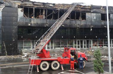Колесников обещает восстановить сожженную террористами арену
