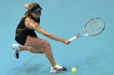 Теннис. Свитолина вышла в четвертьфинал турнира в Стамбуле