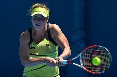 Свитолина не смогла выйти в полуфинал турнира в Стамбуле