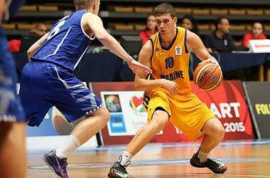 Украина повысилась в классе, а ее игрок признан самым ценным игроком юношеского Евробаскета (U-18)