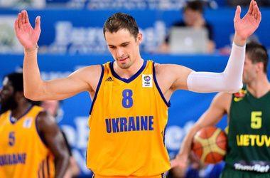 Лидер баскетбольной сборной Украины близок к переходу в