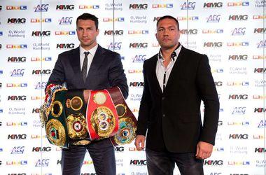 Бой между Кличко и Пулевым состоится 15 ноября в Гамбурге