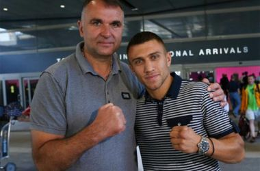 Следующий бой Ломаченко может пройти в ноябре в Дубае