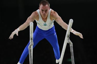 Олег Верняев принес Украине первое