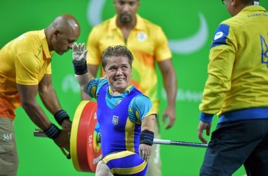 После третьего дня Паралимпиады-2016 Украина вышла на второе место по количеству завоеванных медалей