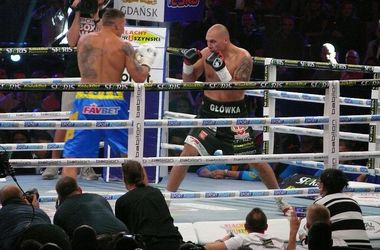 Александр Усик стал чемпионом мира по боксу