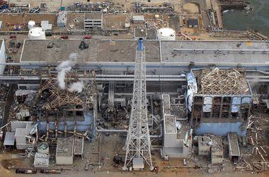 Фукусима после аварии. Фото AFP