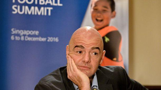Европейские клубы— против расширенияЧМ пофутболу