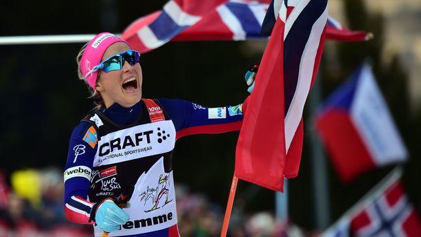 Норвежское антидопинговое агентство продлило отстранение лыжницы Йохауг до19февраля