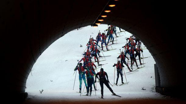 Чехия, Норвегия, Канада выступили залишениеРФ права проводить соревнования побиатлону