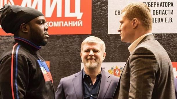 Андрей Рябинский: «Вся команда Поветкина пройдет тест наполиграфе»