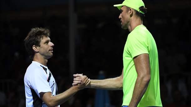 Хорват иаргентинец установили два рекорда вматче первого круга Australian Open