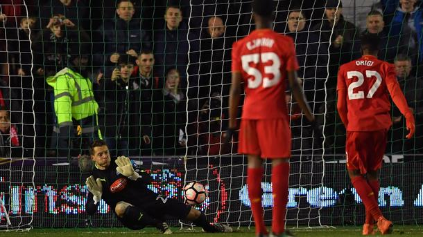 Плимут— Ливерпуль 0:0 онлайн-трансляция матча