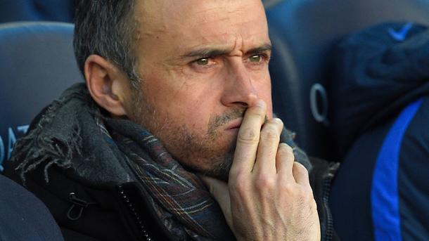 Луис Энрике наврядли продлит договор с«Барселоной»