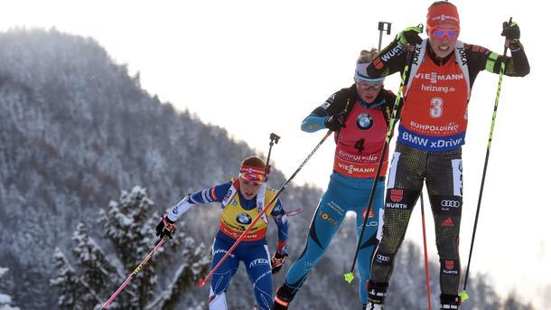 Шипулин одержал победу персональную гонку вАнтхольце, Чепелин на38-ом месте