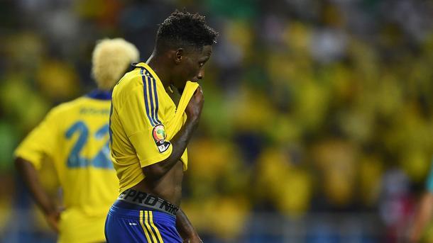Обамеянг: «УГабона были шансы выйти вплей-офф Кубка Африки»