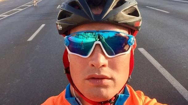 Украинский велогонщик неожиданно скончался отсердечного приступа