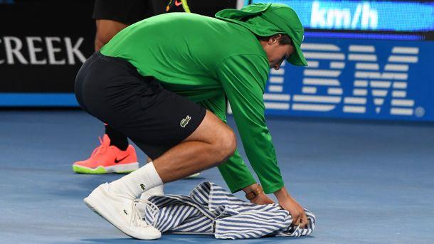Надаль вышел вфинал Australian Open, где сыграет сФедерером