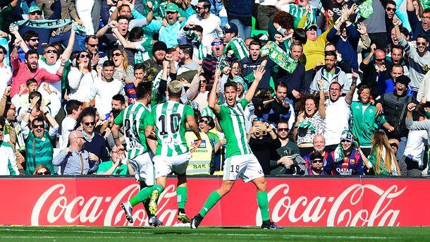 «Бетис»— «Барселона»: Зозуля попал взаявку андалусийцев наматч
