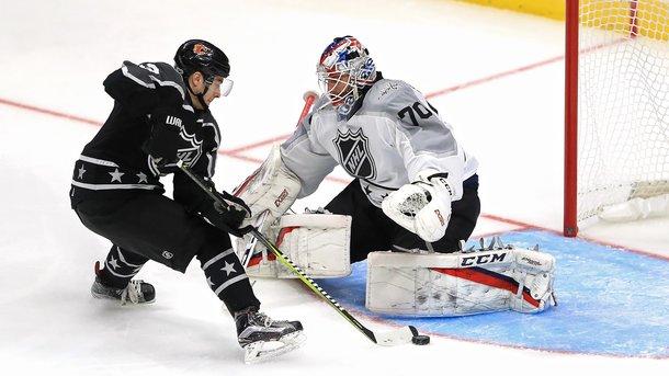 Команда новокузнечанина одолела вМатче звезд государственной хоккейной лиги