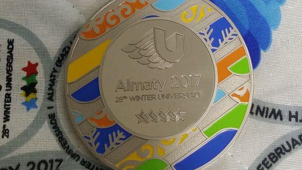 Сноубордист сборной Украины стал бронзовым призером на глобальной Универсиаде
